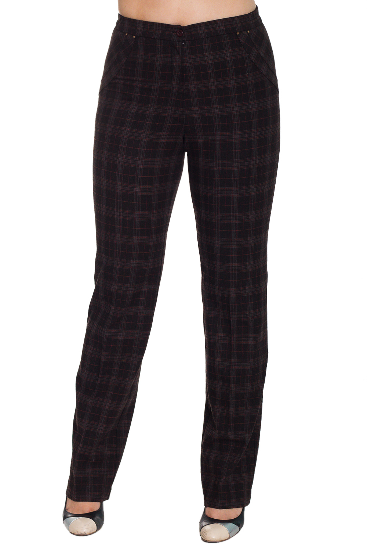 БрюкиБрюки<br>Классические женские брюки прямого силуэта. Модель выполнена из плотного материала. Отличный выбор для повседневного и делового гардероба.  Цвет: черный, бежевый  Рост девушки-фотомодели 180 см<br><br>По материалу: Тканевые<br>По рисунку: Цветные,С принтом,В клетку<br>По сезону: Весна,Осень,Зима<br>По силуэту: Прямые<br>По стилю: Классический стиль,Офисный стиль,Повседневный стиль<br>По форме: Классические<br>Размер : 48,50,52,56<br>Материал: Костюмная ткань<br>Количество в наличии: 7