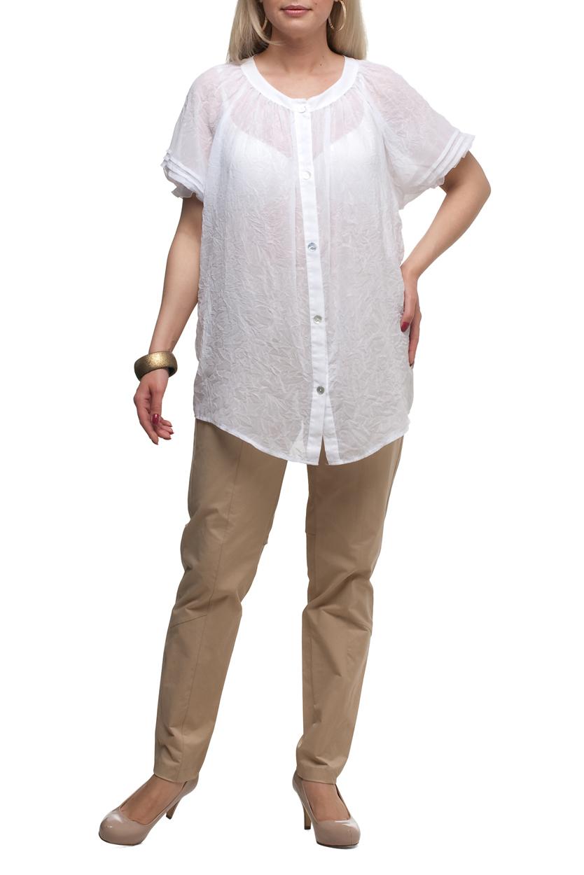 БрюкиБрюки<br>Удобные летние брюки с карманами. Модель выполнена из хлопкового материала. Отличный выбор для повседневного гардероба.  Цвет: бежевый  Рост девушки-фотомодели 170 см<br><br>По длине: Удлиненные<br>По материалу: Тканевые,Хлопок<br>По образу: Город,Офис<br>По рисунку: Однотонные<br>По силуэту: Полуприталенные<br>По стилю: Кэжуал,Повседневный стиль,Сафари<br>По форме: Зауженные<br>По элементам: С карманами<br>По сезону: Лето<br>Размер : 56,58,60,62,64,66,68,70<br>Материал: Костюмная ткань<br>Количество в наличии: 21