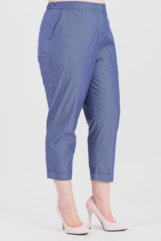 Укороченные брюки купить в интернет-магазине в Москве, цена 2140 |B1118(4164)
