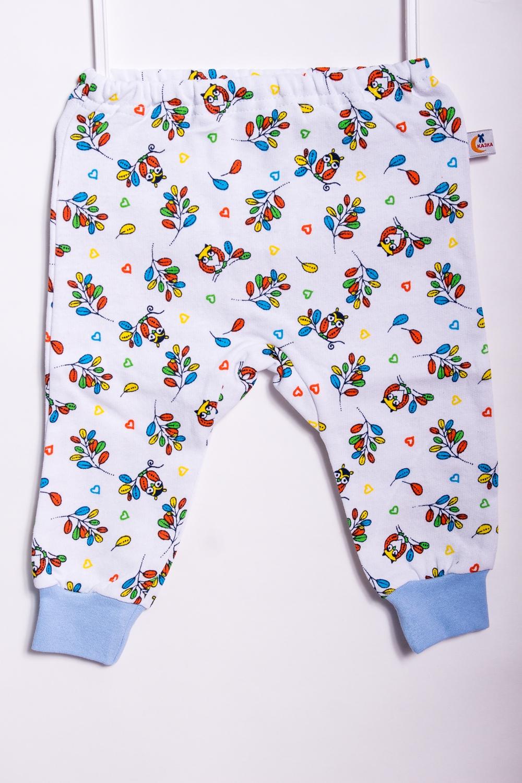 ПолзункиПолзунки<br>Хлопковые ползунки для новорожденного.  В изделии использованы цвета: белый, голубой и др.  Размер соответствует росту ребенка<br><br>По сезону: Всесезон<br>Размер : 62,68,74,80,86<br>Материал: Хлопок<br>Количество в наличии: 5