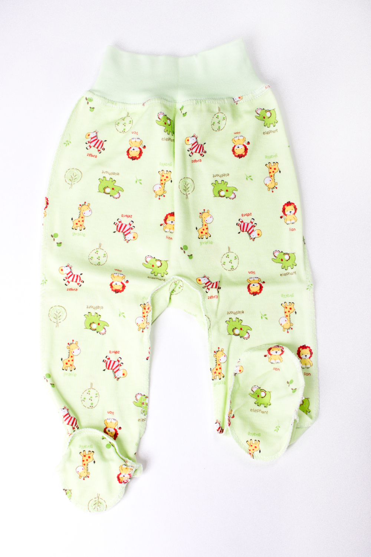 ПолзункиПолзунки<br>Хлопковые ползунки для новорожденного  В изделии использованы цвета: зеленый и др.  Размер соответствует росту ребенка<br><br>По сезону: Всесезон<br>Размер : 56<br>Материал: Хлопок<br>Количество в наличии: 1