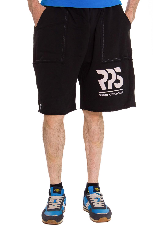 ШортыШорты<br>Мужские шорты отлично подходят для занятий спортом, тяжелой атлетикой и кроссфитом -Свободный крой не сковывает движений; -Плоские швы предотвращают натирание; -100% хлопок даст вашему телу дышать и будет приятен ему  Цвет: черный<br><br>По сезону: Лето<br>Размер : 50,52<br>Материал: Трикотаж<br>Количество в наличии: 6