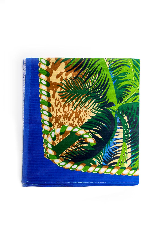ПолотенцеПолотенца<br>Полотенце банное вафельное  Размер: 80*150 см.  В изделии использованы цвета: синий, зеленый, коричневый и др.<br><br>Отделка края: Отделка строчкой<br>По материалу: Хлопковые<br>По рисунку: С принтом (печатью),Цветные<br>По сезону: Всесезон<br>Размер : 80*150<br>Материал: Хлопок<br>Количество в наличии: 8