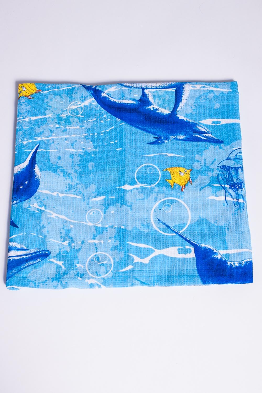 ПолотенцеПолотенца<br>Вафельное банное полотенце размером 80*150 см.<br><br>Отделка края: Отделка строчкой<br>По материалу: Вафельные,Хлопок<br>По рисунку: Абстракция,Цветные,С принтом<br>Размер : 80*150<br>Материал: Хлопок<br>Количество в наличии: 6