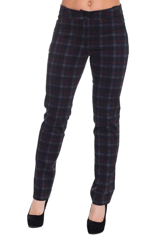 БрюкиБрюки<br>Утепленные женские брюки из плотного материалаю Отличный выбор для повседневного и делового гардероба.  Цвет: черный, серый, синий, красный  Рост девушки-фотомодели 170 см.<br><br>По материалу: Вискоза,Тканевые<br>По рисунку: Цветные,С принтом,В клетку<br>По сезону: Зима<br>По силуэту: Полуприталенные<br>По стилю: Повседневный стиль<br>По форме: Зауженные<br>Размер : 44,50<br>Материал: Костюмная ткань<br>Количество в наличии: 2