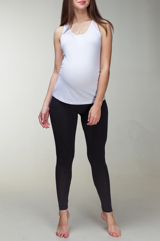 ЛосиныОдежда для дома<br>Удобные трикотажные лосины. Их можно носить как с платьем, так и с туникой.  Достаточная плотность вязки позволяет носить эту модель на любом сроке беременности и даже после родов.   За счет свободного кроя и эластичного материала изделие можно носить во время беременности  Цвет: черный, серый<br><br>По сезону: Всесезон<br>По длине: Макси<br>По материалу: Трикотаж,Хлопок<br>По рисунку: В горошек,С принтом,Цветные<br>По силуэту: Приталенные<br>Размер : 42,44,46,48,50,52<br>Материал: Трикотаж<br>Количество в наличии: 14