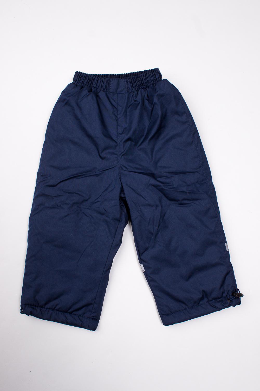 БрюкиБрюки<br>Пояс на резинке, регулируется шнурком, низ штанины затягивается на ботиночек, по брючине проходит светоотражающая полоска.  Верх - Дьюспо, подкладка – таффета, утеплитель – термофайбер 100 г/м  В изделии использованы цвета: синий, серый  Размер 74 соответствует росту 70-73 см Размер 80 соответствует росту 74-80 см Размер 86 соответствует росту 81-86 см Размер 92 соответствует росту 87-92 см Размер 98 соответствует росту 93-98 см Размер 104 соответствует росту 98-104 см Размер 110 соответствует росту 105-110 см Размер 116 соответствует росту 111-116 см Размер 122 соответствует росту 117-122 см Размер 128 соответствует росту 123-128 см Размер 134 соответствует росту 129-134 см Размер 140 соответствует росту 135-140 см<br><br>Возраст: Ясельные ( от 1 до 3 лет)<br>Материал: Тканевые<br>Образ: Повседневные,Спорт<br>Рисунок: Однотонные<br>Сезон: Весна,Осень<br>Силуэт: Полуприталенные<br>Стиль: Повседневные,Спортивные<br>Элементы: На резинке<br>Размер : 104,80,86,92,98<br>Материал: Болонья<br>Количество в наличии: 5
