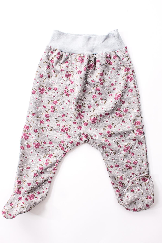 ПолзункиПолзунки<br>Хлопковые ползунки для новорожденного  В изделии использованы цвета: серый, розовый.  Размер соответствует росту ребенка<br><br>По сезону: Всесезон<br>Размер : 74,80<br>Материал: Трикотаж<br>Количество в наличии: 7