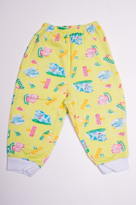 ШтанишкиПолзунки<br>Хлопковые штанишки для новорожденного.  В изделии использованы цвета: желтый и др.  Размер соответствует росту ребенка<br><br>По сезону: Всесезон<br>Размер : 68<br>Материал: Хлопок<br>Количество в наличии: 1