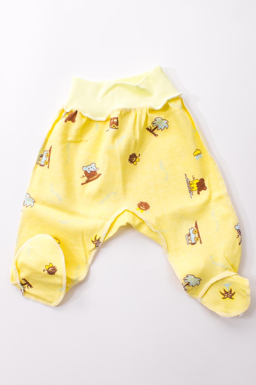 ПолзункиПолзунки<br>Хлопковые ползунки для новорожденного  В изделии использованы цвета: желтый и др.  Размер соответствует росту ребенка<br><br>По сезону: Всесезон<br>Размер : 50,56,62,68<br>Материал: Трикотаж<br>Количество в наличии: 14