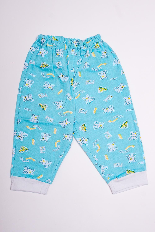 ШтанишкиПолзунки<br>Хлопковые штанишки для новорожденного.  В изделии использованы цвета: голубой и др.  Размер соответствует росту ребенка<br><br>По сезону: Всесезон<br>Размер : 62<br>Материал: Хлопок<br>Количество в наличии: 1