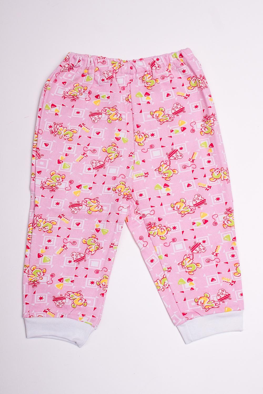ШтанишкиПолзунки<br>Хлопковые штанишки для новорожденного.  В изделии использованы цвета: розовый и др.  Размер соответствует росту ребенка<br><br>По сезону: Всесезон<br>Размер : 62,68<br>Материал: Хлопок<br>Количество в наличии: 2