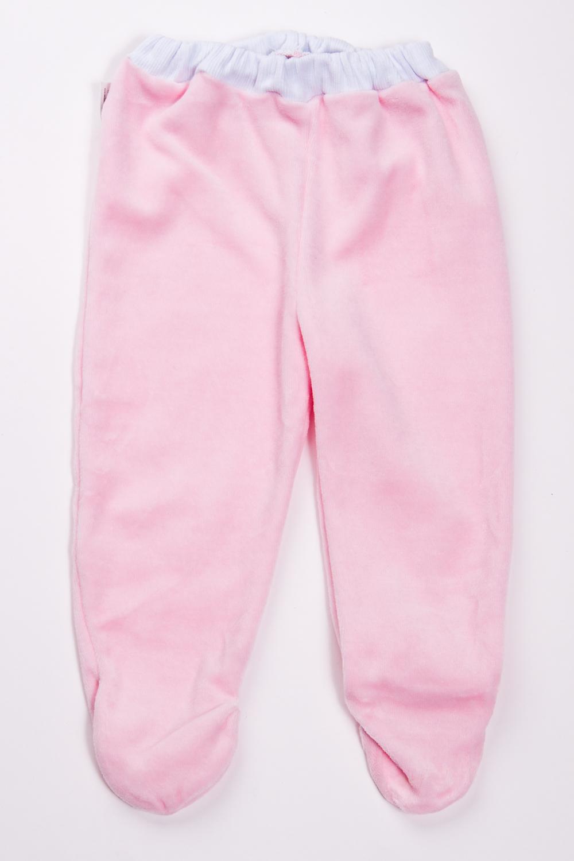 ПолзункиПолзунки<br>Мягкие велюровые ползунки для новорожденного.  В изделии использованы цвета: розовый, белый  Размер соответствует росту ребенка<br><br>По сезону: Всесезон<br>Размер : 68<br>Материал: Велюр<br>Количество в наличии: 1