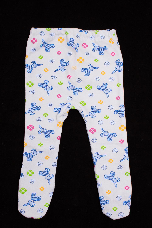 ПолзункиПолзунки<br>Хлопковые ползунки для новорожденного. Ткань на флисе.  Цвет: белый, мультицвет  Размер соответствует росту ребенка<br><br>По сезону: Всесезон<br>Размер : 80<br>Материал: Хлопок<br>Количество в наличии: 1