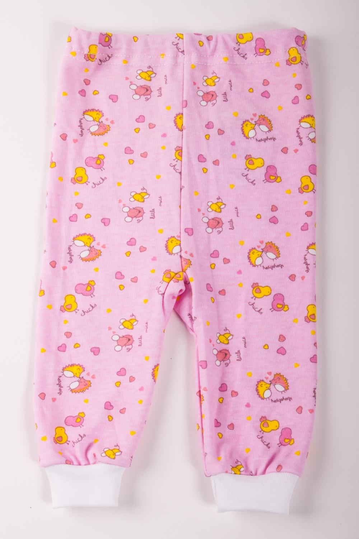 ШтанишкиПолзунки<br>Хлопковые штанишки для новорожденного.  Цвет: розовый, мультицвет  Размер соответствует росту ребенка<br><br>Размер : 56<br>Материал: Трикотаж<br>Количество в наличии: 1