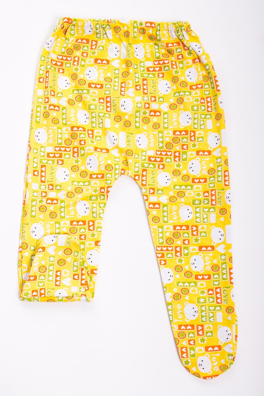 ПолзункиПолзунки<br>Хлопковые ползунки для новорожденного  Цвет: желтый, мультицвет  Размер соответствует росту ребенка<br><br>По сезону: Осень,Весна<br>Размер : 74<br>Материал: Хлопок<br>Количество в наличии: 1