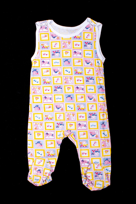 ПолзункиПолзунки<br>Хлопковые ползунки для ребенка.  В изделии использованы цвета: белый, розовый, желтый и др.  Размер 74 соответствует росту 70-73 см Размер 80 соответствует росту 74-80 см Размер 86 соответствует росту 81-86 см Размер 92 соответствует росту 87-92 см Размер 98 соответствует росту 93-98 см<br><br>По сезону: Всесезон<br>Размер : 74<br>Материал: Хлопок<br>Количество в наличии: 1