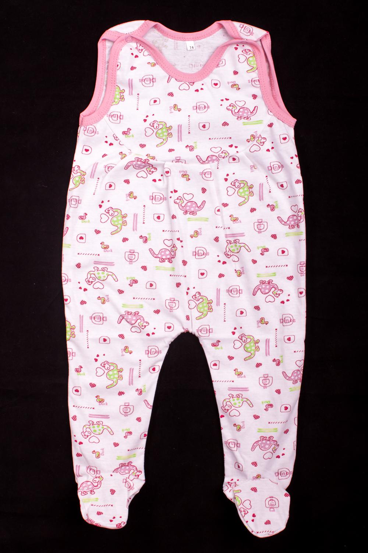 ПолзункиПолзунки<br>Чудесные ползунки для новорожденного  Цвет: розовый, салатовый.  Размер соответствует росту ребенка<br><br>По сезону: Всесезон<br>Размер : 80<br>Материал: Трикотаж<br>Количество в наличии: 1