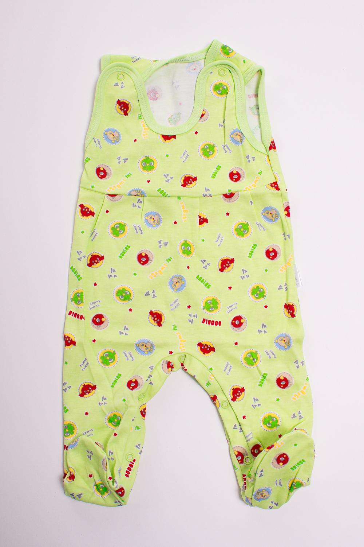 ПолзункиПолзунки<br>Хлопковые ползунки для новорожденного  Цвет: салатовый, желтый, красный  Размер соответствует росту ребенка<br><br>Размер : 68<br>Материал: Трикотаж<br>Количество в наличии: 1