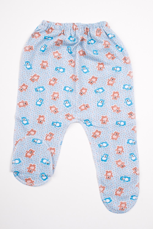 ПолзункиПолзунки<br>Хлопковые ползунки для новорожденного  Цвет: голубой, мультицвет  Размер соответствует росту ребенка<br><br>Размер : 74,80<br>Материал: Трикотаж<br>Количество в наличии: 2