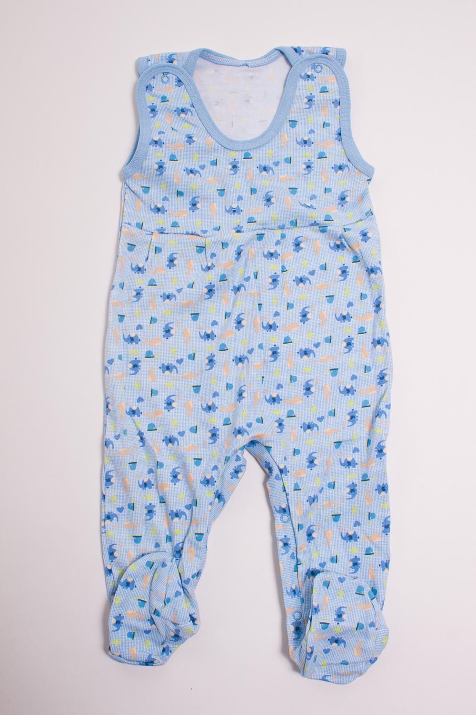 ПолзункиПолзунки<br>Хлопковые ползунки для новорожденного  Цвет: голубой, мультицвет  Размер соответствует росту ребенка<br><br>Размер : 86<br>Материал: Трикотаж<br>Количество в наличии: 1