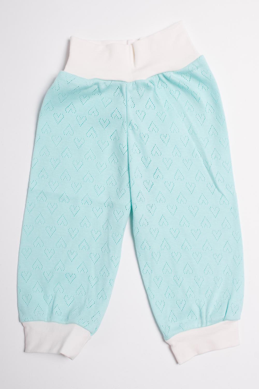 ШтанишкиПолзунки<br>Хлопковые штанишки для новорожденного  Цвет: мятный, белый  Размер соответствует росту ребенка<br><br>Размер : 74,80<br>Материал: Трикотаж<br>Количество в наличии: 2