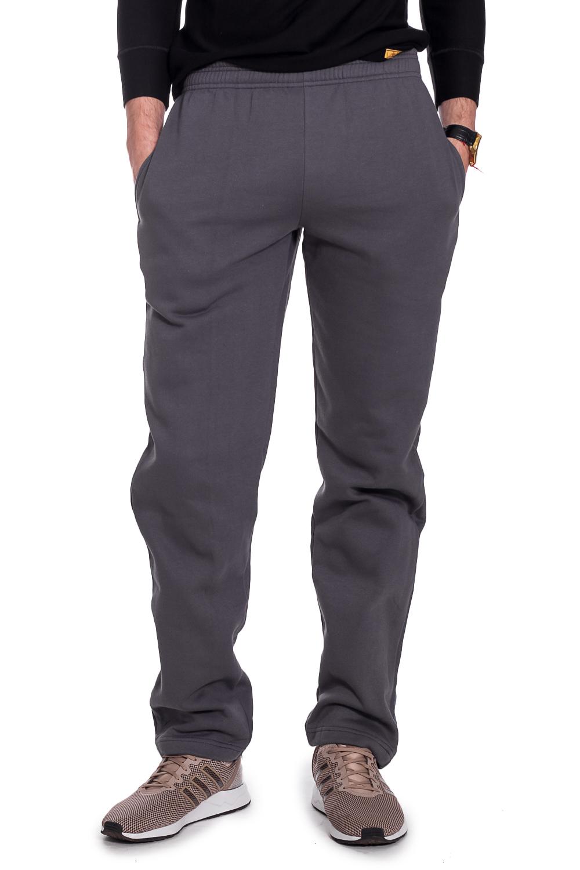 БрюкиБрюки<br>Мужские трикотажные брюки. Отличный вариант для активного отдыха и для домашнего использования.  Рост мужчины-фотомодели 182 см.  Цвет: серый<br><br>По сезону: Осень,Весна<br>Размер : 46,48,56<br>Материал: Трикотаж<br>Количество в наличии: 6