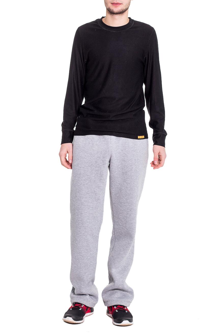 БрюкиСпортивная одежда<br>Мужские хлопковые брюки. Отличный вариант для активного отдыха.  Цвет: серый  Рост мужчины-фотомодели 182 см<br><br>По сезону: Осень,Весна<br>Размер : 54<br>Материал: Трикотаж<br>Количество в наличии: 1