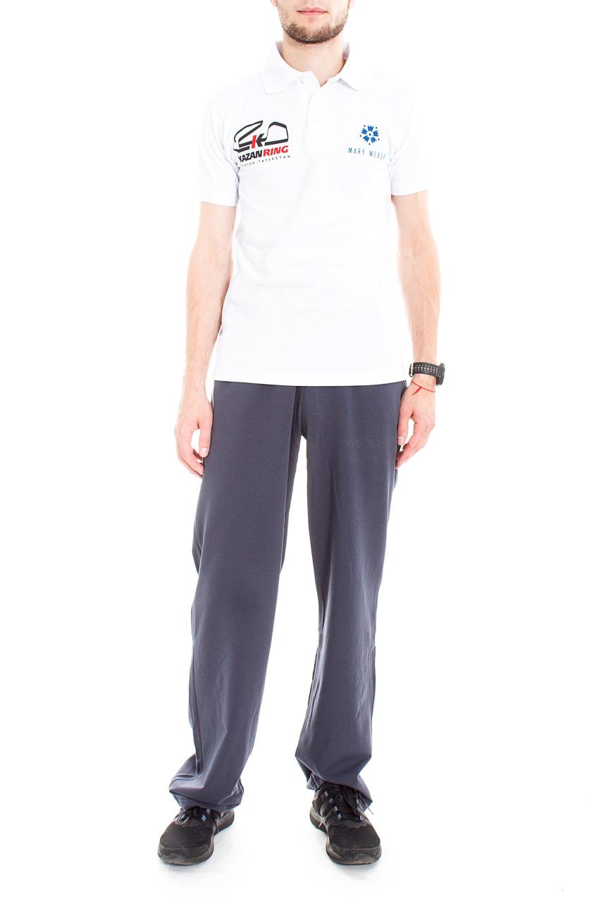 БрюкиСпортивная одежда<br>Удобные мужские брюки. Отличный вариант для активного отдыха.  Цвет: серый  Рост мужчины-фотомодели 182 см<br><br>По сезону: Всесезон<br>Размер : 54,56<br>Материал: Трикотаж<br>Количество в наличии: 4