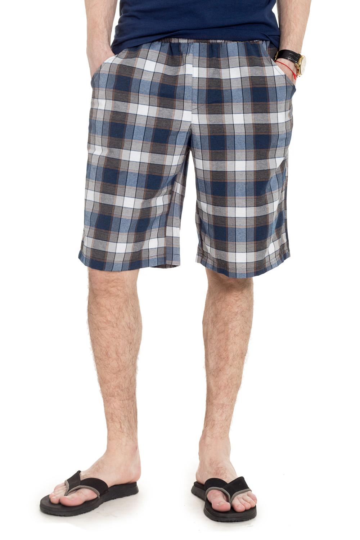 ШортыШорты<br>Чудесные хлопковые шорты, которые подойдут как для домашнего использования, так и для летних прогулок.  Цвет: серый, голубой и др.  Рост мужчины-фотомодели 182 см<br><br>По сезону: Всесезон<br>Размер : 48<br>Материал: Хлопок<br>Количество в наличии: 2