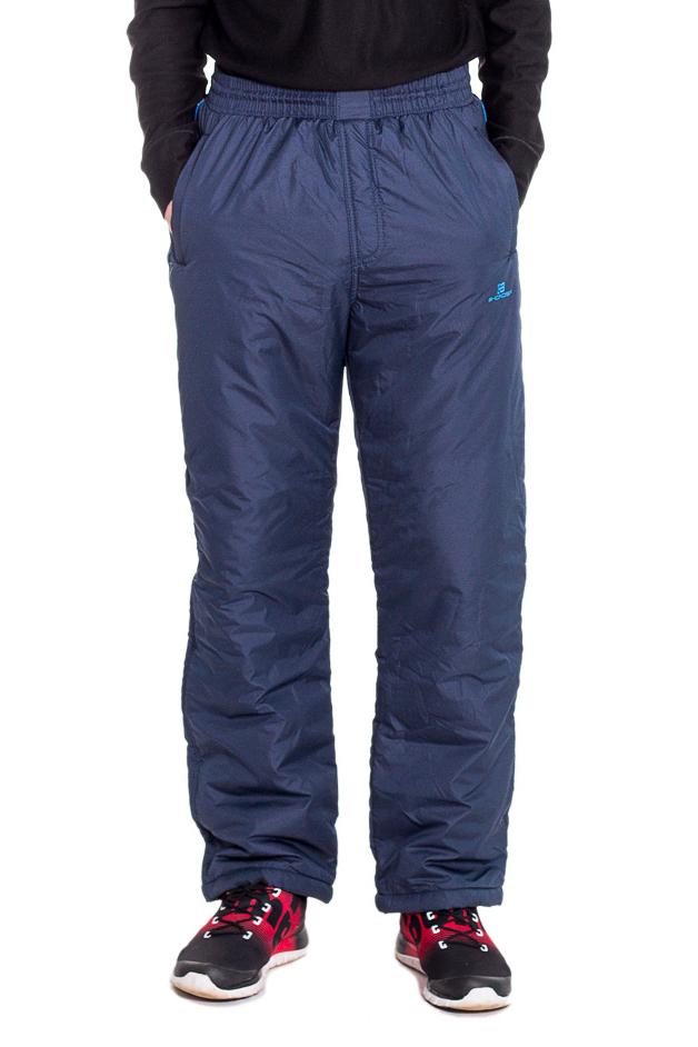 БрюкиБрюки<br>Мужские утепленные брюки. Модель выполнена из плотной болоньи.   Цвет: синий  Рост мужчины-фотомодели 182 см<br><br>По сезону: Зима<br>Размер : 46,50,56<br>Материал: Болонья<br>Количество в наличии: 5