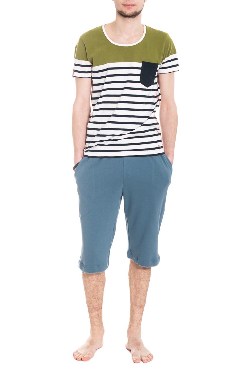 ШортыШорты<br>Прекрасные трикотажные шорты для мужчин.  Цвет: серо-голубой.<br><br>По сезону: Лето<br>Размер : 56<br>Материал: Трикотаж<br>Количество в наличии: 1