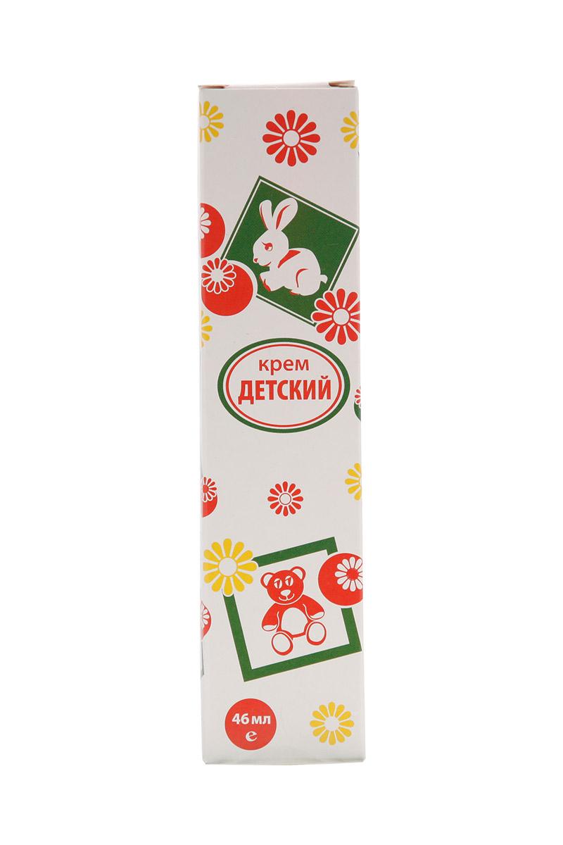 Крем детский РетроКосметика и средства для ухода<br>Крем детский Ретро, 46 мл.  Традиционный детский крем с экстрактами ромашки, череды, специально разработан для нежного ухода за детской кожей. Детский крем в своей оригинальной рецептуре был разработан еще в Советском Союзе, и стал настоящей классикой в косметике. Наши технологи с любовью воссоздали оригинальную рецептуру этого замечательного крема. Состав крема проверен временем и не вызываает аллергии. Деликатно успокаивает, смягчает сухие участки кожи, сохраняя ее мягкой, эластичной. Защищает детскую кожу от избыточной влаги, помогая избежать опрелостей. Оберегает от неблагоприятных воздействий окружающей среды. Гипоаллергенно.  Способ  применения: Наносить на чистую, сухую кожу ребенка по мере необходимости. Рекомендуется для повседневного ухода.   Состав: вода, смесь растительных масел, стеариновая кислота, масло подсолнечное, диэтиленгликоль стеарат, глицерин, экстракт ромашки, экстракт череды, триэтаноламин, консервант, парфюмерная композиция.   Объем: 46 мл.<br><br>Размер : UNI<br>Количество в наличии: 10