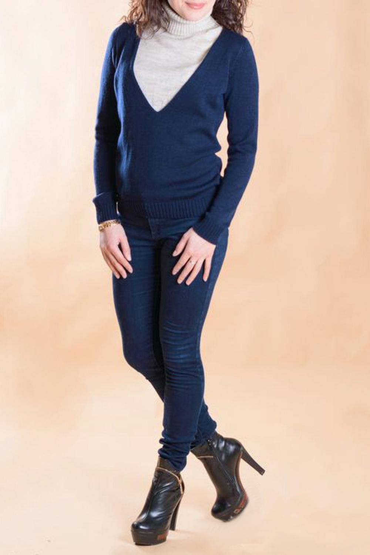 СвитерКофты для будущих мам<br>Незаменимый свитер в гардеробе современной молодой мамы. Позволяет незаметно для окружающих кормить грудью малыша по требованию в любых обстоятельствах.  В изделии использованы цвета: синий, бежевый  Ростовка изделия 170 см.<br><br>Воротник: Стойка<br>По материалу: Вязаные,Трикотаж<br>По образу: Город<br>По рисунку: Цветные<br>По сезону: Зима,Осень,Весна<br>По силуэту: Приталенные<br>По стилю: Повседневный стиль<br>По форме: Свитеры<br>Рукав: Длинный рукав<br>По длине: Средней длины<br>Размер : 42,44,46,48<br>Материал: Вязаное полотно<br>Количество в наличии: 4
