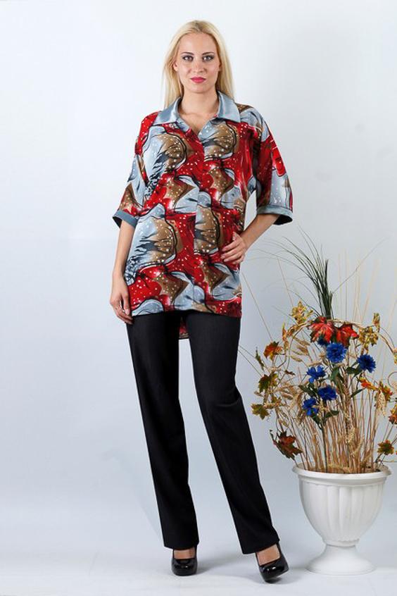 Блузка блузка dg 127 rel