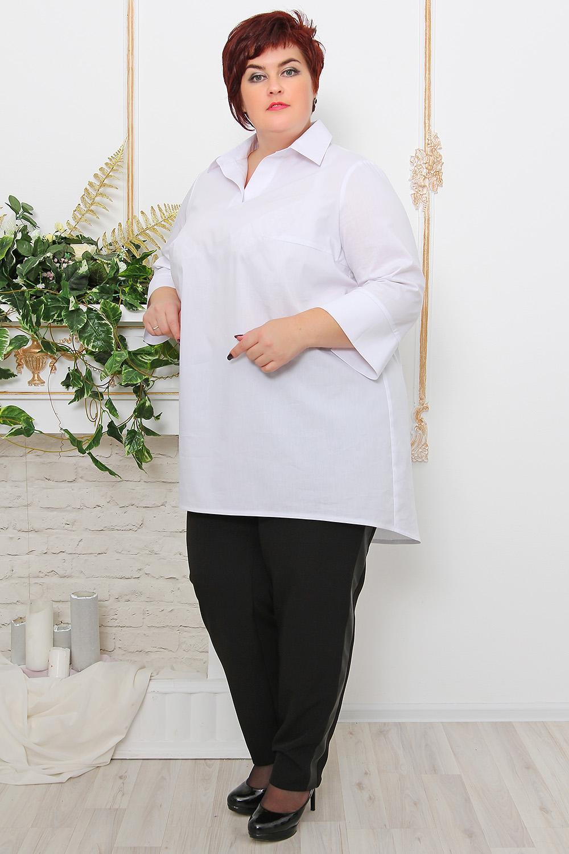 Блузка карамелли карамелли блузка для школы с фигурной спинкой белая