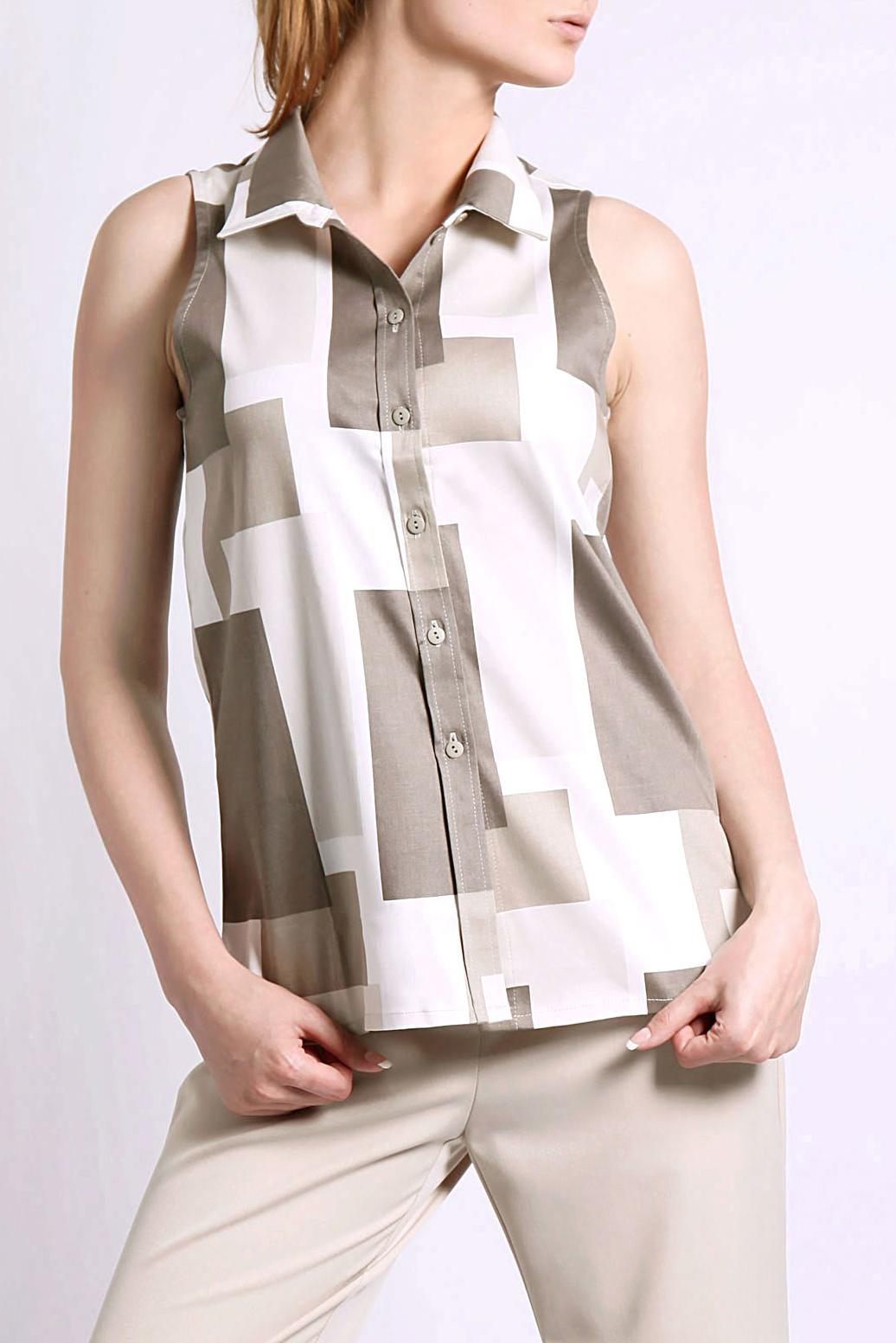 Блузка блуза морская размер 50 52