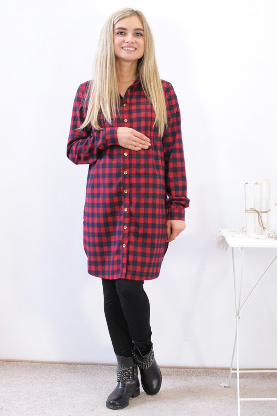 Рубашка LacyWear DG(15)-SEV