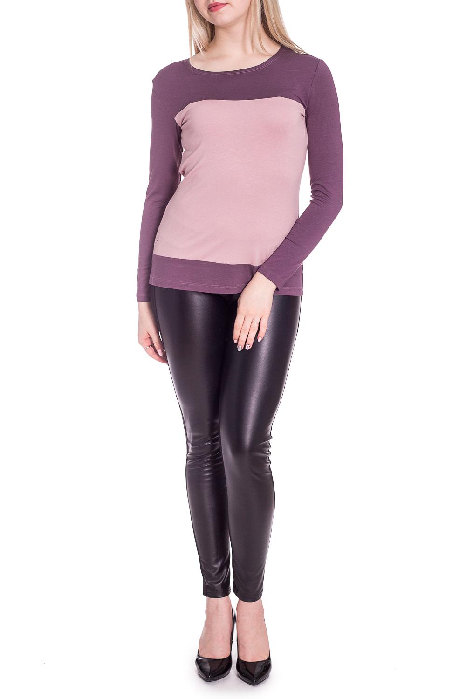 ДжемперДжемперы<br>Красивый джемпер с длинными рукавами. Модель выполнена из мягкого трикотажа. Отличный выбор для базового гардероба.  В изделии использованы цвета: розовый, фиолетовый  Рост девушки-фотомодели 170 см.<br><br>Горловина: С- горловина<br>По материалу: Вискоза<br>По рисунку: Цветные<br>По силуэту: Приталенные<br>По стилю: Повседневный стиль<br>Рукав: Длинный рукав<br>По сезону: Осень,Весна<br>Размер : 46<br>Материал: Вискоза<br>Количество в наличии: 2
