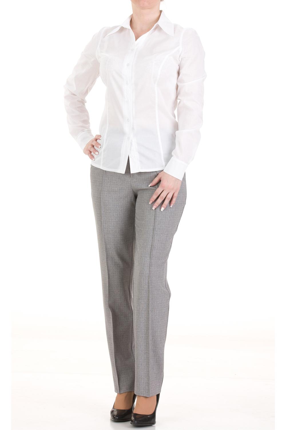 РубашкаРубашки<br>Классическая рубашка с длинным рукавом, выполнена из тончайшего хлопка.Благодаря уникальным свойствам хлопка и отсутствию синтетических примесей в ткани изделия, рубашка обладает отличной гигроскопичностью и дышащими свойствами.Не прилипает к телу и создает оптимальный микроклимат в течение всего дня.V – образный вырез воротника удлиняет зрительно рост.В изделии использованы цвета: белыйРостовка изделия 170 см.Параметры размеров:44 размер - обхват груди 88 см., обхват талии (брюки) 77 см., обхват талии (юбки) 70 см., обхват бедер 96 см.46 размер - обхват груди 92 см., обхват талии (брюки) 81 см., обхват талии (юбки) 74 см., обхват бедер 100 см.48 размер - обхват груди 96 см., обхват талии (брюки) 85 см., обхват талии (юбки) 78 см., обхват бедер 104 см.50 размер - обхват груди 100 см., обхват талии (брюки) 89 см., обхват талии (юбки) 82 см., обхват бедер 108 см.52 размер - обхват груди 104 см., обхват талии (брюки) 93 см., обхват талии (юбки) 86 см., обхват бедер 112 см.54 размер - обхват груди 108 см., обхват талии (брюки) 97 см., обхват талии (юбки) 90 см., обхват бедер 116 см.56 размер - обхват груди 112 см., обхват талии (брюки) 101 см., обхват талии (юбки) 94 см., обхват бедер 120 см.58 размер - обхват груди 116 см., обхват талии (брюки) 105 см., обхват талии (юбки) 98 см., обхват бедер 124 см.60 размер - обхват груди 120 см., обхват талии (брюки) 109 см., обхват талии (юбки) 102 см., обхват бедер 128 см.62 размер - обхват груди 124 см., обхват талии (брюки) 113 см., обхват талии (юбки) 106 см., обхват бедер 132 см.64 размер - обхват груди 128 см., обхват талии  (брюки) 117 см., обхват талии (юбки) 110 см., обхват бедер 136 см.<br><br>Горловина: V- горловина<br>Застежка: С пуговицами<br>Рукав: Длинный рукав<br>Материал: Хлопок<br>Рисунок: Однотонные<br>Сезон: Весна,Всесезон,Зима,Лето,Осень<br>Силуэт: Полуприталенные<br>Стиль: Классический стиль,Офисный стиль,Повседневный стиль<br>Элементы: С манжетами<br>Воротник: Стояче-отложной<br>Размер : 46