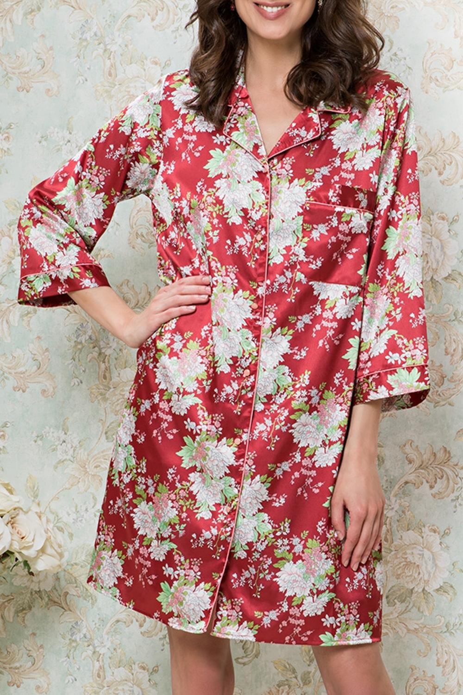 РубашкаТуники<br>Удлиненная рубашка на пуговицах выполнена из искусственного принтованного шелка. Борт, воротник, рукава и карман декорированы атласным ярким кантом.В изделии использованы цвета: красный, белый и др.Ростовка изделия 170 см.<br><br>Горловина: V- горловина<br>Рукав: Длинный рукав<br>Материал: Шелк<br>Рисунок: Растительные мотивы,С принтом,Цветные,Цветочные<br>Сезон: Весна,Всесезон,Зима,Лето,Осень<br>Силуэт: Полуприталенные<br>Размер : 48<br>Материал: Искусственный шелк<br>Количество в наличии: 1