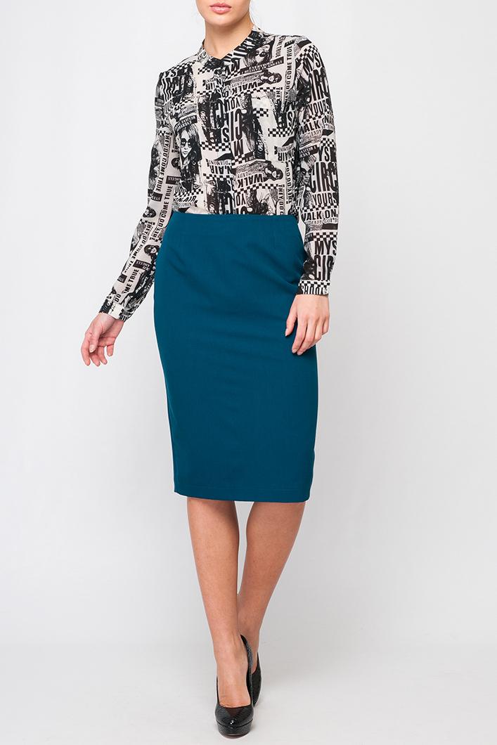 РубашкаБлузки<br>Цветная блузка с длинными рукавами. Отличный выбор для повседневного гардероба.  Параметры изделия:  44 размер: обхват по линии груди 102 см, обхват по линии бедер 103 см, длина по спинке - 64,2 см, длина рукава - 59 см;  52 размер: обхват по линии груди 118 см, обхват по линии бедер 119 см, длина по спинке - 68,5 см, длина рукава - 60 см  Цвет: белый, серый, черный  Рост девушки-фотомодели 170 см<br><br>Воротник: Стойка<br>По материалу: Шифон<br>По рисунку: С принтом,Цветные<br>По сезону: Весна,Осень,Всесезон<br>По силуэту: Полуприталенные<br>По стилю: Повседневный стиль<br>Рукав: Длинный рукав<br>Застежка: С пуговицами<br>Размер : 48<br>Материал: Шифон<br>Количество в наличии: 1