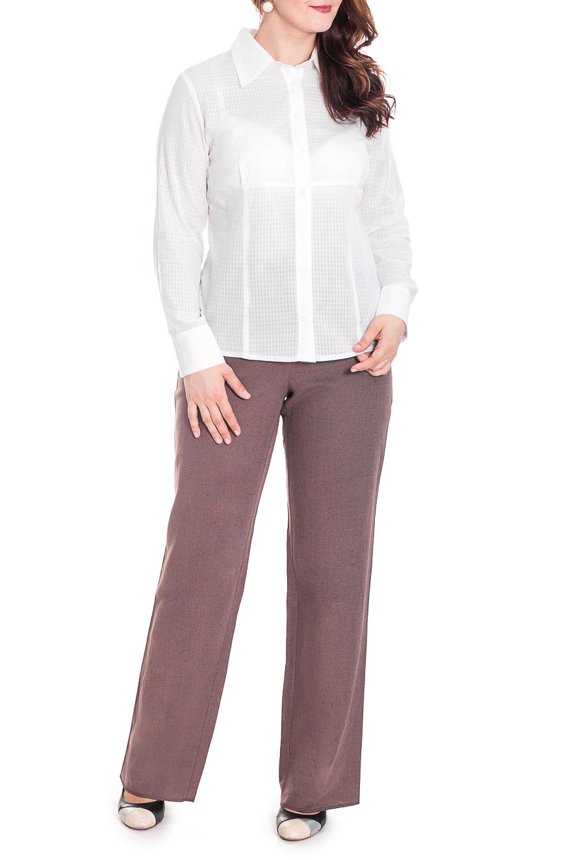 РубашкаРубашки<br>Классическая женская рубашка из приятного к телу хлопка станет основой Вашего повседневного гардероба. Застежка - пуговицы.  Цвет: белый.  Рост девушки-фотомодели 180 см<br><br>Воротник: Рубашечный,Стояче-отложной<br>Застежка: С пуговицами<br>По материалу: Хлопок<br>По рисунку: Однотонные<br>По сезону: Весна,Зима,Лето,Осень,Всесезон<br>По силуэту: Полуприталенные<br>По стилю: Классический стиль,Кэжуал,Офисный стиль,Повседневный стиль<br>По элементам: С воротником,С декором,С манжетами<br>Рукав: Длинный рукав<br>Размер : 54,56<br>Материал: Хлопок<br>Количество в наличии: 2