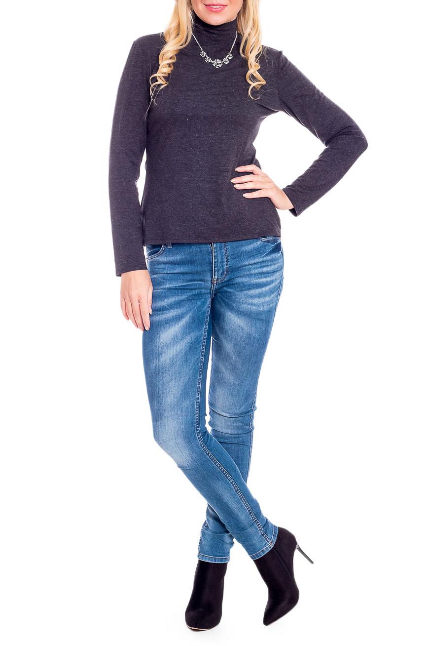 ВодолазкаВодолазки<br>Водолазка прилегающего силуэта с длинными рукавами и воротником стойка. Всегда актуальная и женственная модель, которая добавит удобства любому образу.Цвет: серый.Длина рукава - 61 ± 1 смРост девушки-фотомодели 170 смДлина изделия:42 размер - 60 ± 2 см44 размер - 60,5 ± 2 см46 размер - 61 ± 2 см48 размер - 61,5 ± 2 см50 размер - 62 ± 2 см52 размер - 62,5 ± 2 см54 размер - 63 ± 2 см56 размер - 63,5 ± 2 см58 размер - 64 ± 2 см60 размер - 64,5 ± 2 смПри создании образа, который Вы видите на фотографии, также была использована стильная сумка арт. SMK8416. Для просмотра модели введите артикул в строке поиска.<br><br>Воротник: Стойка<br>Рукав: Длинный рукав<br>Материал: Вискоза,Трикотаж<br>Рисунок: Однотонные<br>Сезон: Весна,Зима,Осень<br>Силуэт: Приталенные<br>Стиль: Классический стиль,Кэжуал,Офисный стиль,Повседневный стиль<br>Размер : 50,52,54,56,58<br>Материал: Трикотаж<br>Количество в наличии: 28