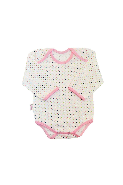 БодиКофточки<br>Хлопковое боди для новорожденного  Цвет: белый, розовый и др.  Размер соответствует росту ребенка.<br><br>По сезону: Всесезон<br>Размер : 62<br>Материал: Трикотаж<br>Количество в наличии: 5