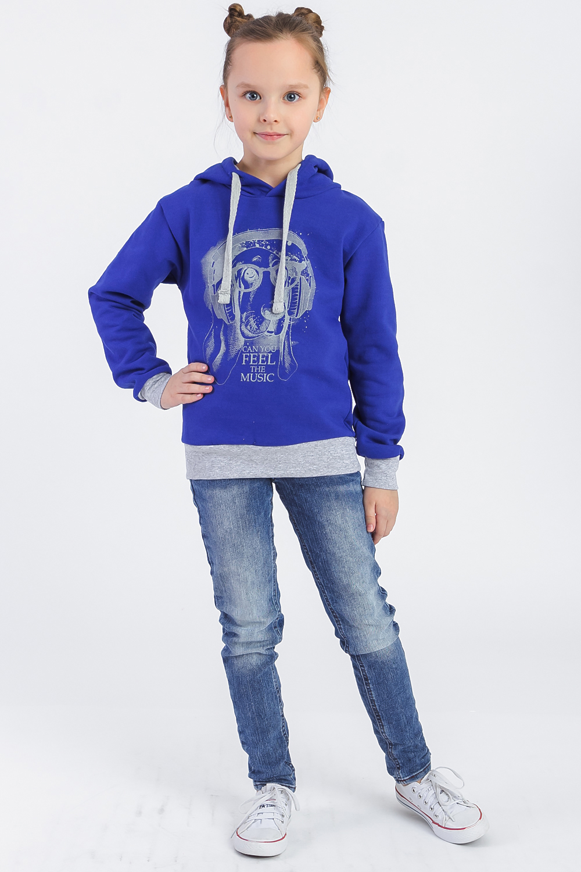 Джемпер футболка для мальчика kogankids цвет красный 122 312 19 размер 128