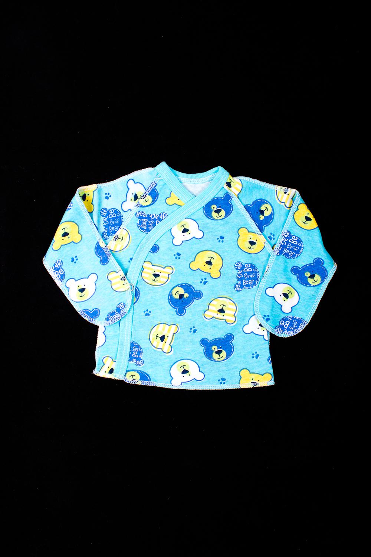 РаспашонкаРаспашонки<br>Хлопковая распашонка для новорожденного.  В изделии использованы цвета: голубой и др.  Размер соответствует росту ребенка<br><br>По сезону: Всесезон<br>Размер : 56<br>Материал: Хлопок<br>Количество в наличии: 2