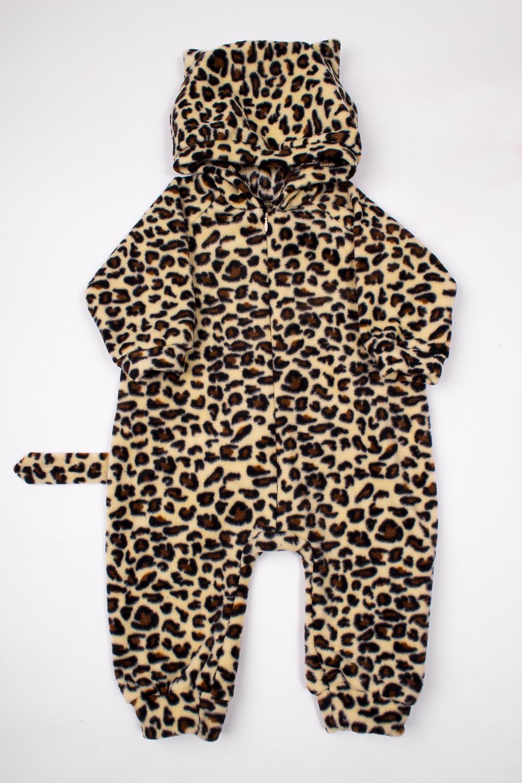 КомбинезонКомбинезончики<br>Леопардовый комбинезон для новорожденного.  В изделии использованы цвета: леопардовый.  Размер соответствует росту ребенка<br><br>Горловина: Капюшон<br>По возрасту: Ясельные ( от 1 до 3 лет)<br>По материалу: Тканевые<br>По образу: Повседневные<br>По рисунку: Леопард<br>По сезону: Зима,Осень,Весна<br>По силуэту: Полуприталенные<br>По стилю: Теплые<br>По элементам: С молнией<br>Размер : 62,74,86<br>Материал: Велсофт<br>Количество в наличии: 4