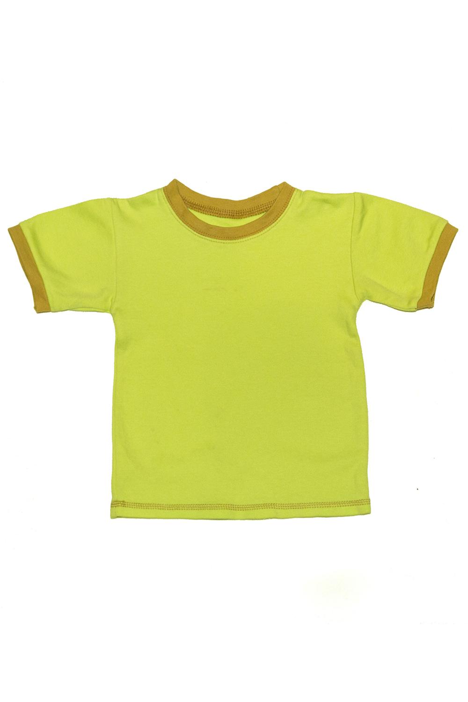 ФутболкаФутболки<br>Хлопковая футболка с круглой горловиной и короткими рукавами.  В изделии использованы цвета: салатовый, горчичный  Размер 74 соответствует росту 70-73 см Размер 80 соответствует росту 74-80 см Размер 86 соответствует росту 81-86 см Размер 92 соответствует росту 87-92 см Размер 98 соответствует росту 93-98 см Размер 104 соответствует росту 98-104 см Размер 110 соответствует росту 105-110 см Размер 116 соответствует росту 111-116 см Размер 122 соответствует росту 117-122 см Размер 128 соответствует росту 123-128 см Размер 134 соответствует росту 129-134 см Размер 140 соответствует росту 135-140 см Размер 146 соответствует росту 141-146 см Размер 152 соответствует росту 147-152 см Размер 158 соответствует росту 153-158 см<br><br>Горловина: С- горловина<br>По возрасту: Ясельные ( от 1 до 3 лет),Дошкольные ( от 3 до 7 лет)<br>По материалу: Трикотажные,Хлопковые<br>По образу: Повседневные,Спорт<br>По рисунку: Однотонные<br>По сезону: Весна,Зима,Лето,Осень,Всесезон<br>По силуэту: Полуприталенные<br>По стилю: Повседневные<br>Рукав: Короткий рукав<br>Размер : 104,86,92,98<br>Материал: Трикотаж<br>Количество в наличии: 4