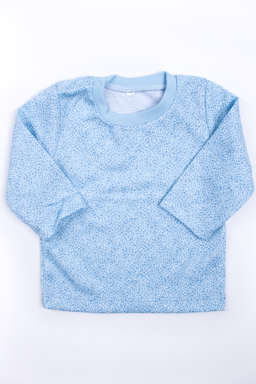 КофточкаКофточки<br>Хлопковая кофточка для новорожденного  Цвет: голубой  Размер соответствует росту ребенка<br><br>По сезону: Всесезон<br>Размер : 74<br>Материал: Хлопок<br>Количество в наличии: 1